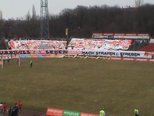 Oberliga 2005/2006 Hallescher FC – Sachsen Leipzig