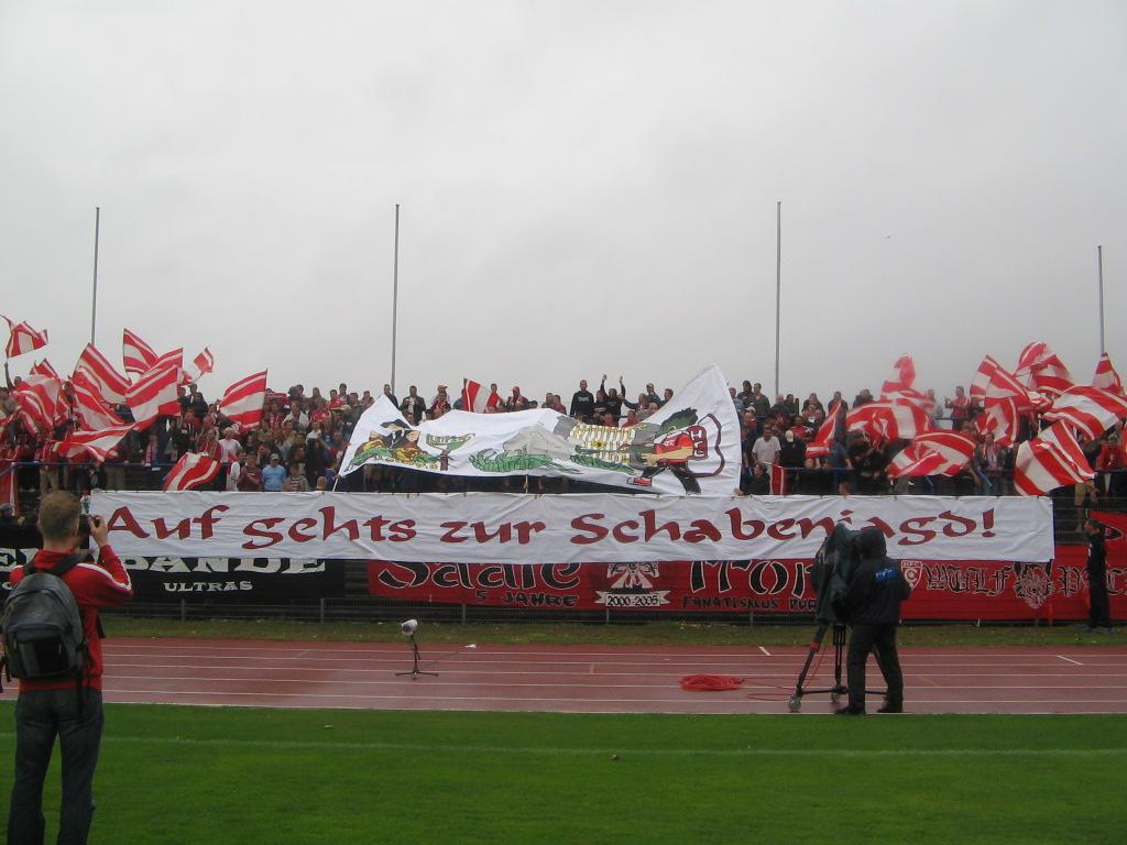 Dessau 05 – Hallescher FC 06.08.2006