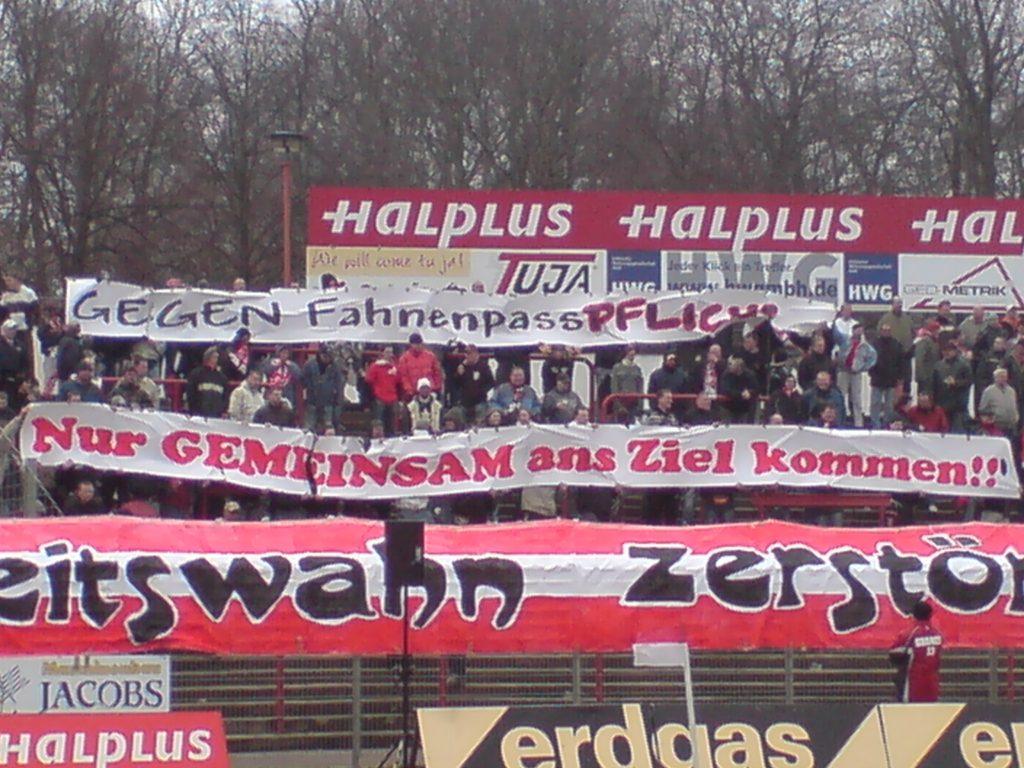 Hallescher FC – VfB Auerbach, 17.03.2007