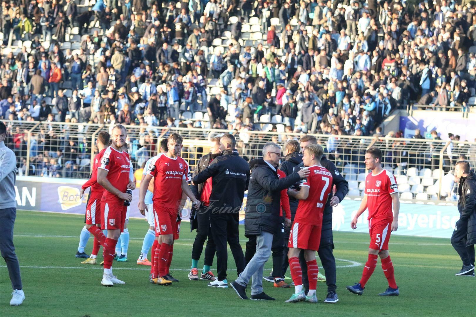 Man of the Match Chemie vs Jena