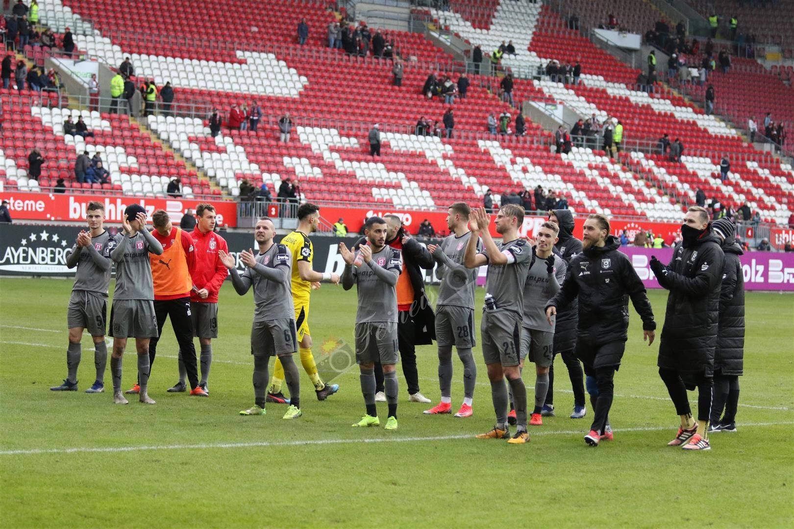 Bilder und Videos 1. FC Kaiserslautern – Hallescher FC