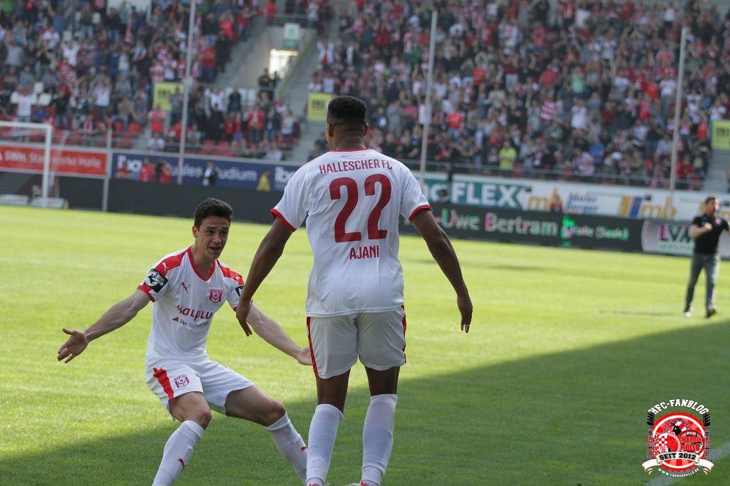 Hallescher FC – TSV 1860 München