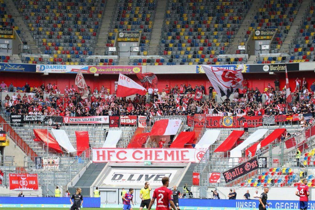 KFC Uerdingen – Hallescher FC