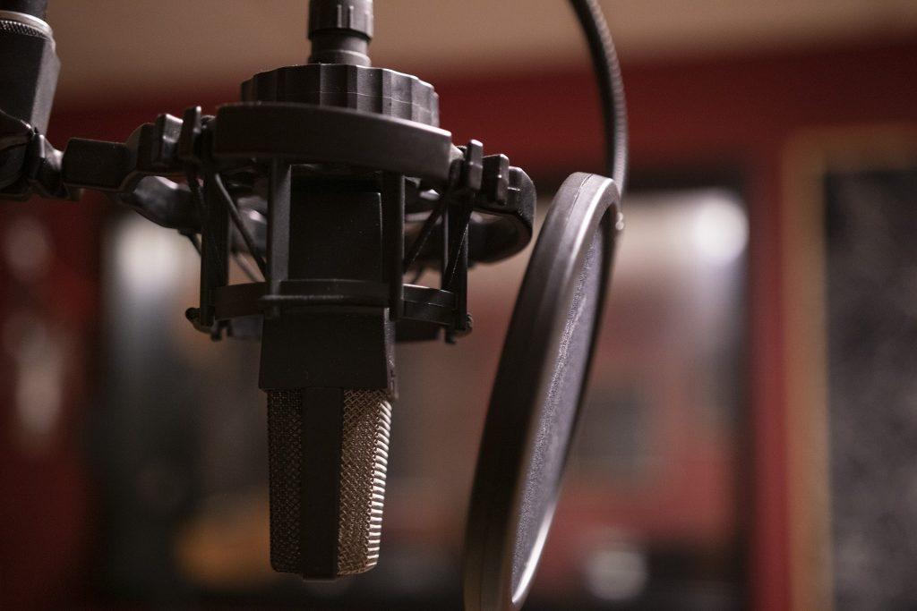 Florian Schnorrenberg und Daniel Ziebig beim HFC-Fanradio im Interview