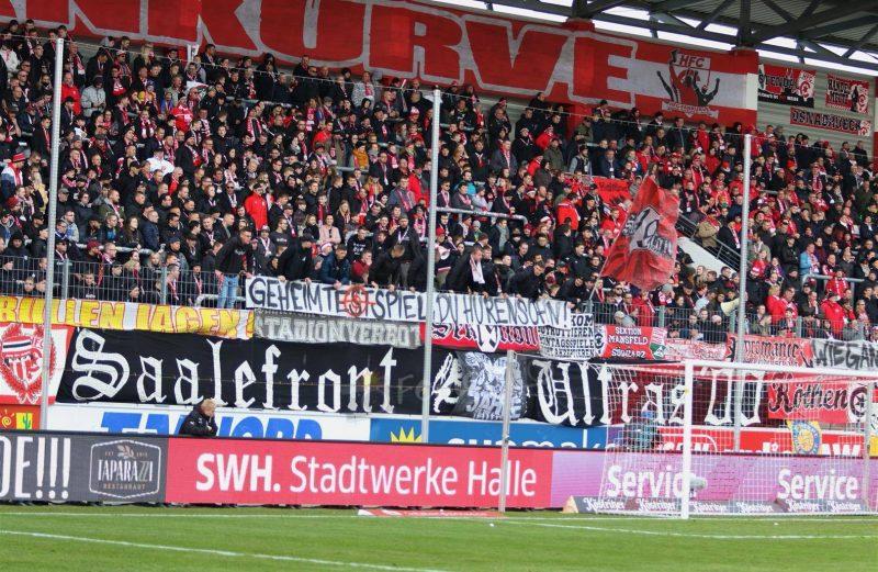 Hallescher FC – FC Ingolstadt Bilder Videos