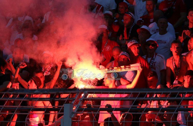 3. Spieltag Jena-Hallescher FC 18/19