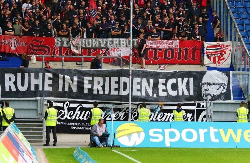 7. Spieltag KFC Uerdingen-HFC 2:1 2018/2019