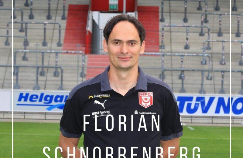 Pressekonferenz vor dem Spiel Hallescher FC -FC Ingolstadt