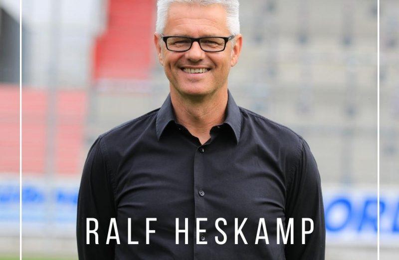 Heskamp bei Dynamo Dresden im Gespräch